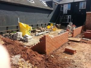 294 Broxtowe Lane – shop extension